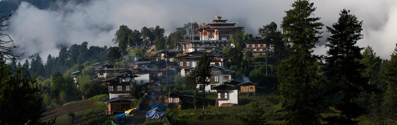 Trongsa Festival